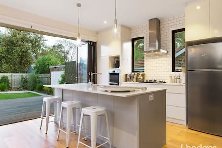 Beach escape in Metro Melbourne - Beaumaris - Casa