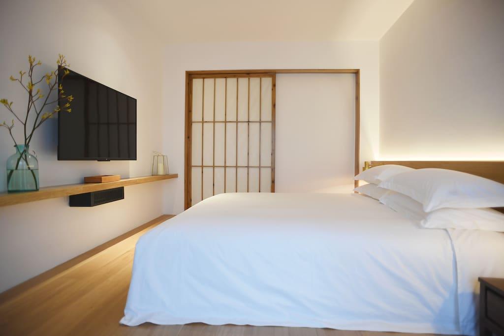 卧室1.8M 双人大床