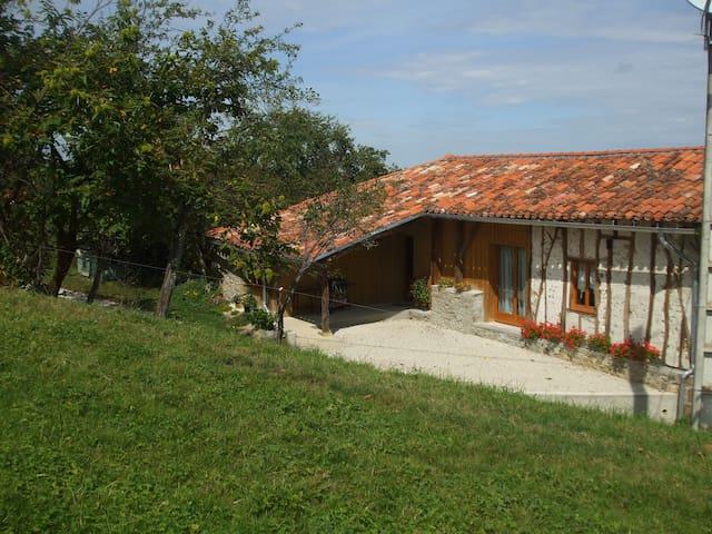 GARAOUET calme, promenade, nature - Bagert - Haus