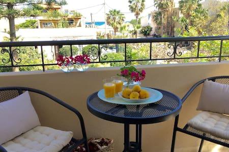 Next to the beach Apartments 4 pers - Platanias - Apartmen