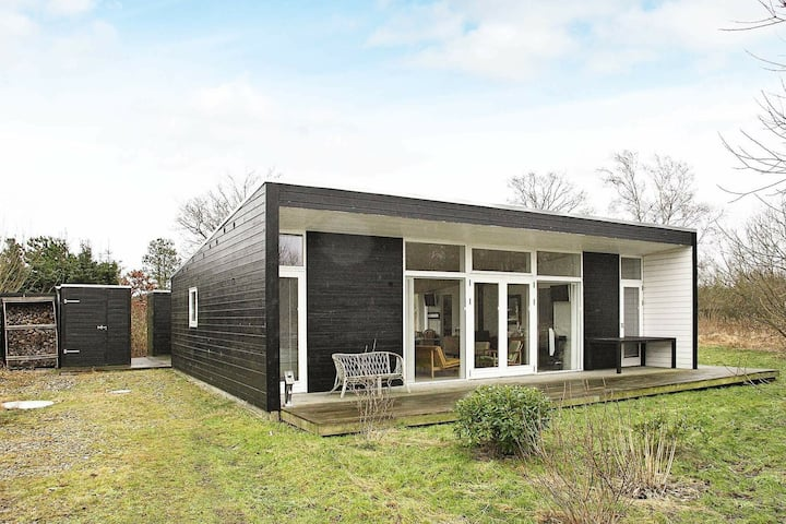 Stylish Holiday Home in Hals with Terrace