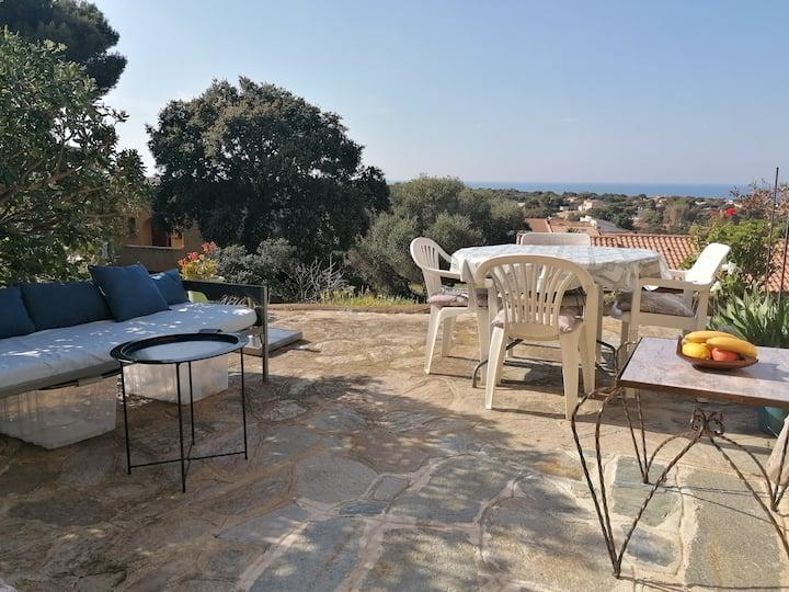 Cosy studio - Marine de Sant Ambroggio