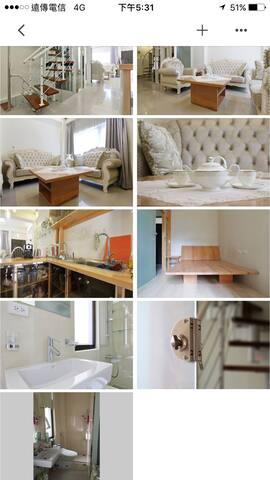 Neihu Villa 4 Bedroom suite