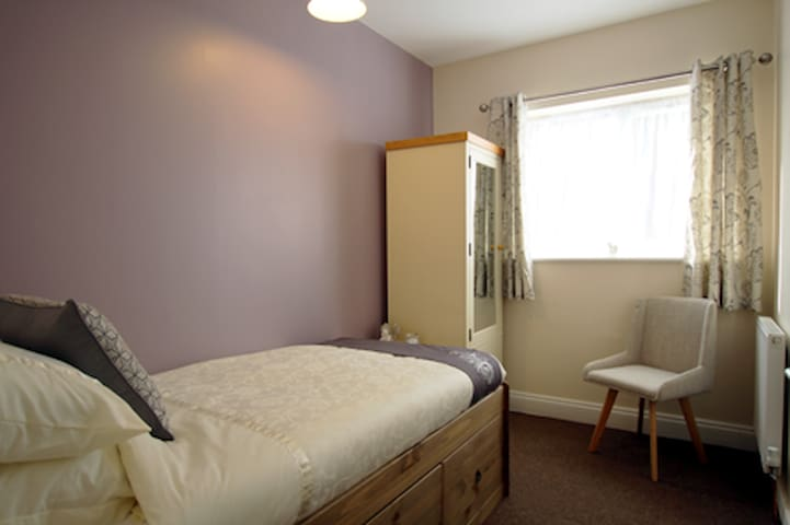 Modern living in the town centre - Burton upon Trent - Квартира