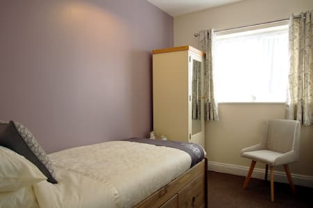 Modern living in the town centre - Burton upon Trent - Apartmen