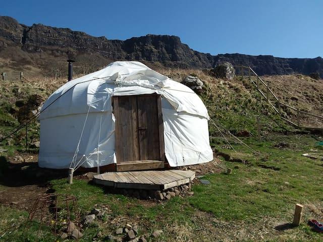 Selkie Yurt