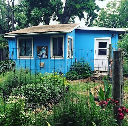 Dreamy Blue Cottage For Two - Chico - Huis
