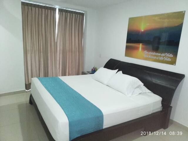 habitación con balcón  202
