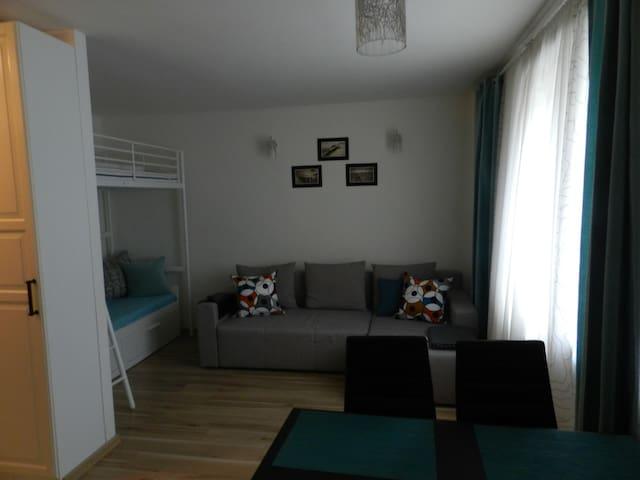 Mieszkanie na parterze - Hel - Apartamento