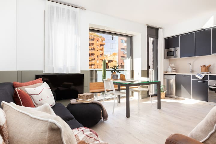 Deluxe Appartment By Gracia EnjoyBCN Apts