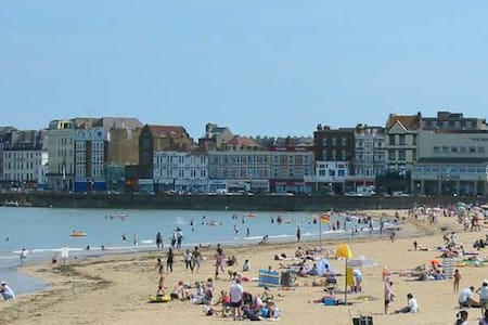 The Margate Sands - Stunning 2 Bedroom Apartment - Margate - Lejlighed