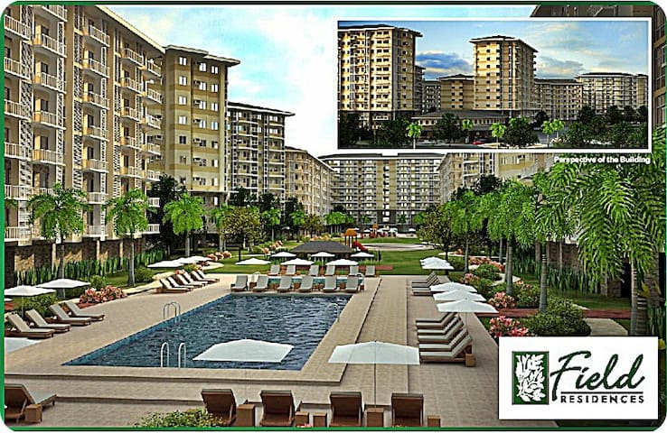 Fully Furnished Condo For Rent - Parañaque - Lyxvåning
