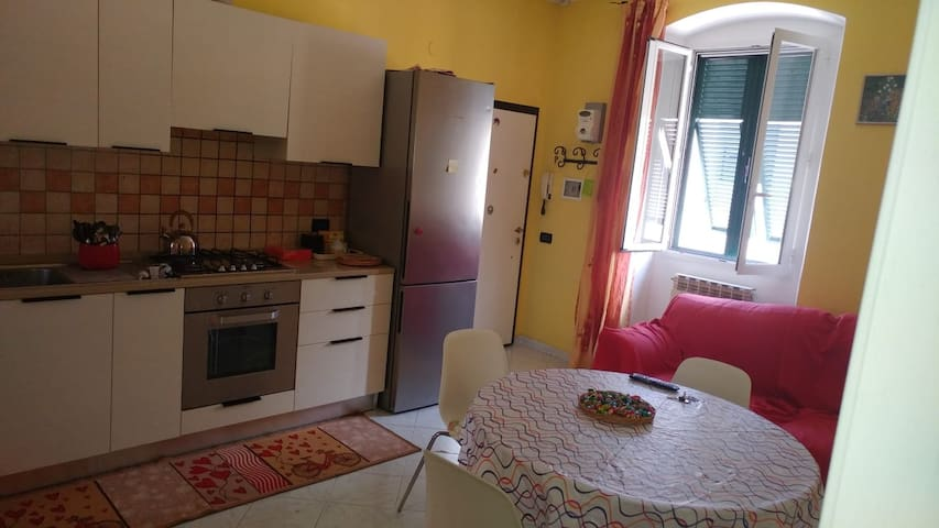 Apartment at Salvetto's, maximum availability
