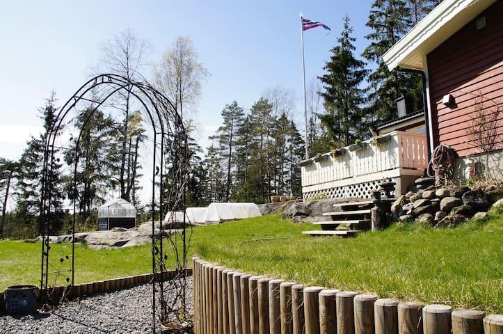Nice place - Vestby - Srub