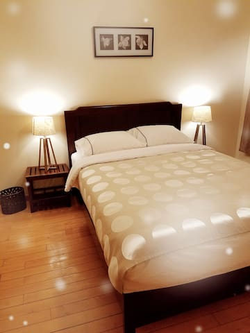 PEACEFUL FLOWERY HOME AT FLUSHING - Queens - Apartament