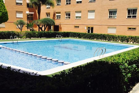 Sunny apartment with Pool/Parking - Sant Joan d'Alacant