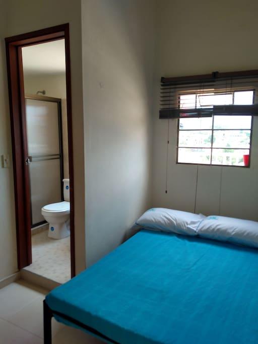 Baño habitación #3