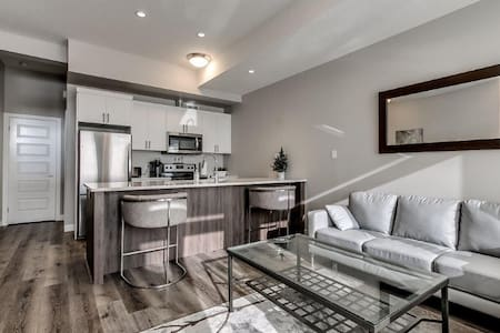 Brand New Furnished 2 Bedroom North London Condo