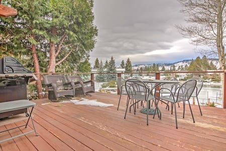3BR South Lake Tahoe House w/Private Hot Tub! - South Lake Tahoe - Casa