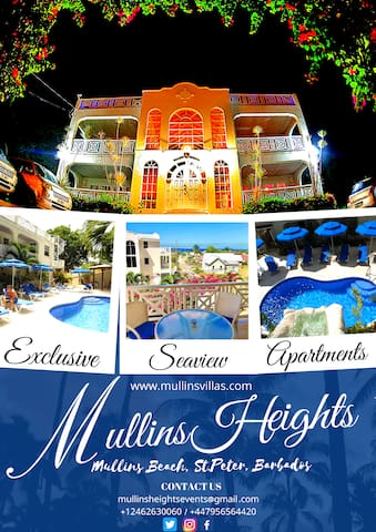 Mullins Villa/Chrystal Heights Apartments Barbados
