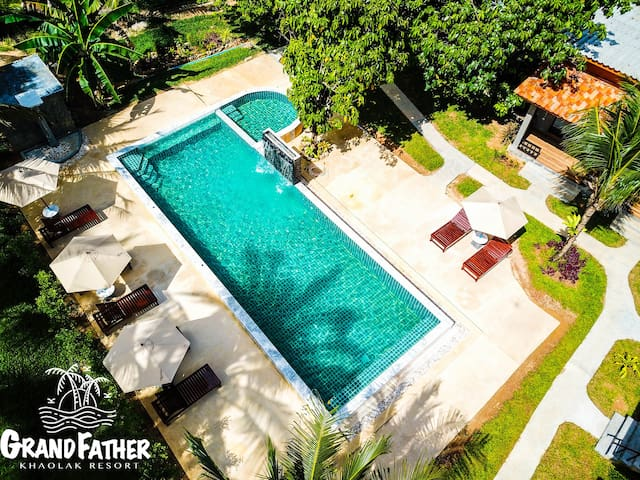 Grandfather KhaoLak Resort A3  Living with Nature