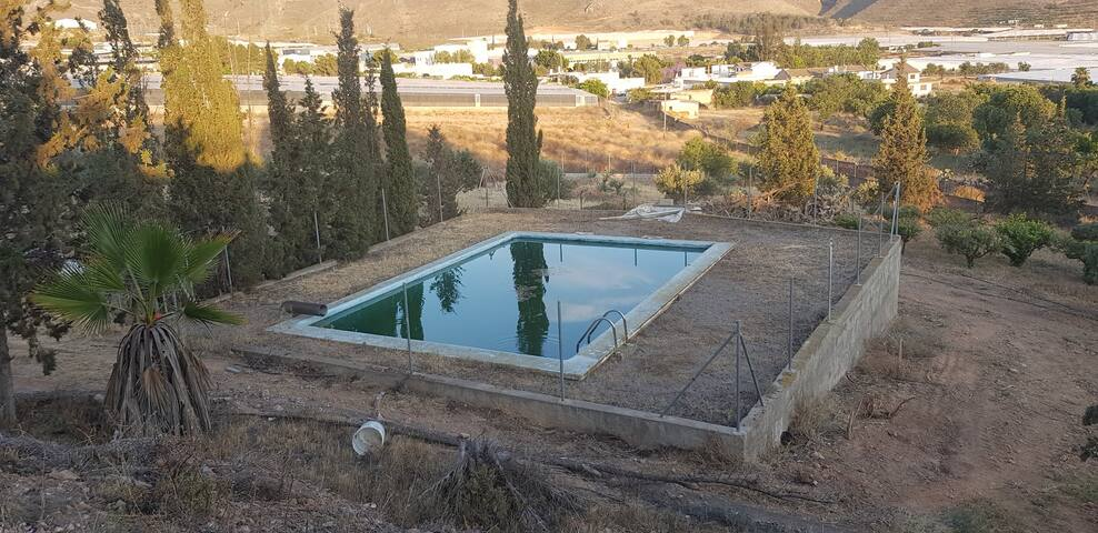 cottage tipico andaluz