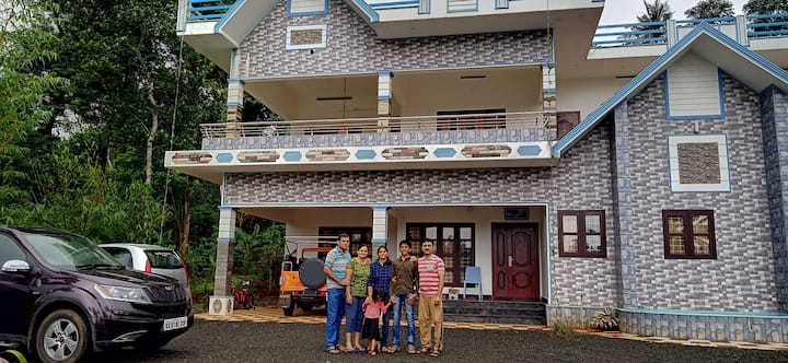 Welcome to Dr. Sanu's homestay,touring& treatment