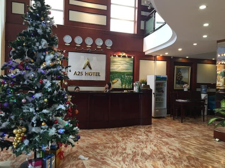 A25 Hotel - 15 Trần Quốc Toản