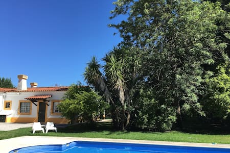 LOVELY COUNTRY HOUSE WITH POOL AND VIEW - ARRÁBIDA - Palmela