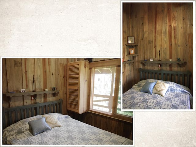Beautiful room in cabin for nature loving people 2 - Tres Equis - Ferienunterkunft