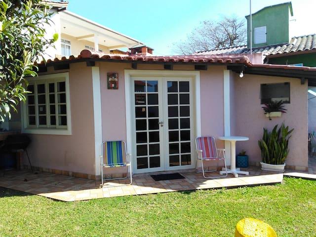 Casa na praia - Campeche