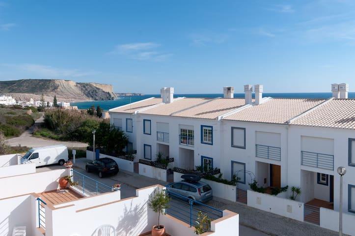 Ferienhaus Praia da Luz in Lauflage zum Strand - Luz - Haus