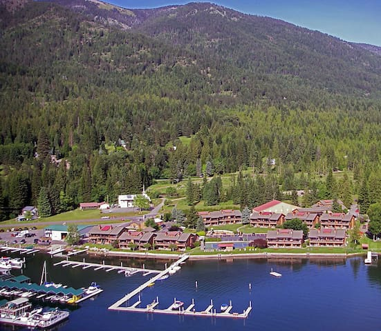 *NO GUEST SERVICE FEE* Pend Oreille Shores Resort F35