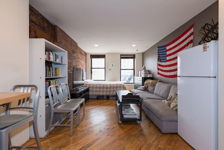 Bright, clean, spacious ❤️Premium Lower East Side