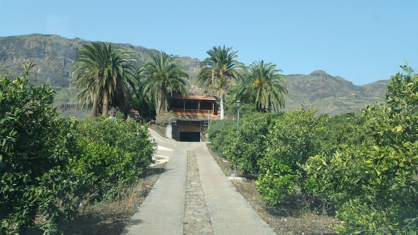 Chalet impresionantes vistas. - San Bartolomé de Tirajana - Hus