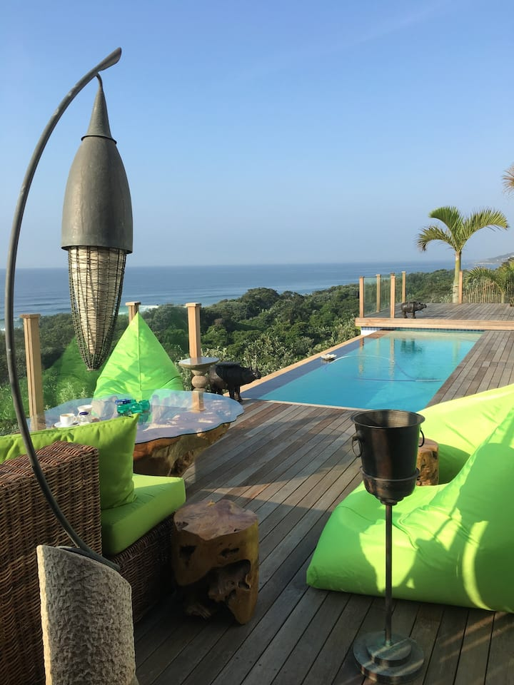 Nakai Beach Tropical Luxe Homestay
