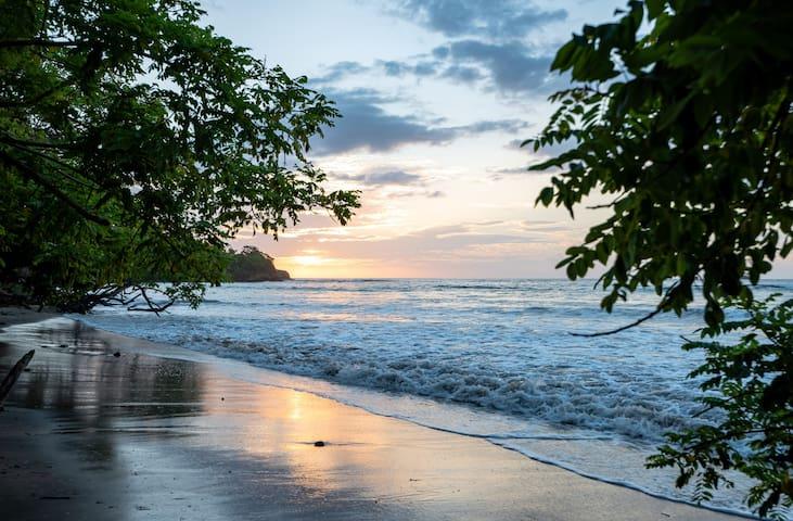 Pura Vida Land BeachFront Property - Casa Sonrisa