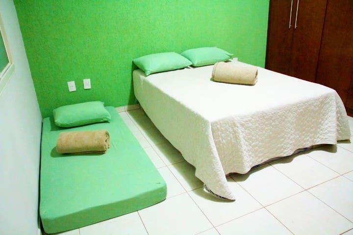 Suite Privativa - HOSTEL HOME PASSOS