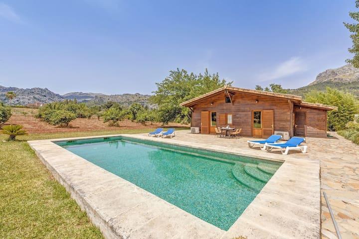 In un paradiso rurale con piscina - Villa L'hort Nou