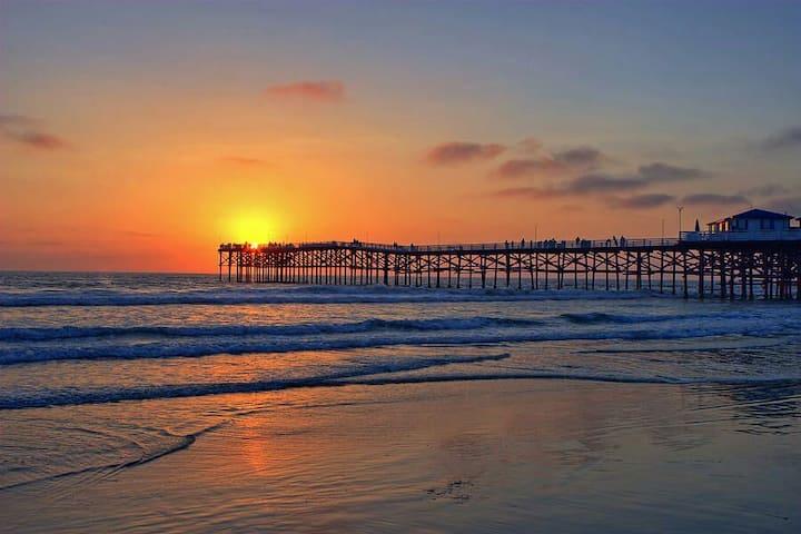 BEACH DREAM-ENTIRE SUITE