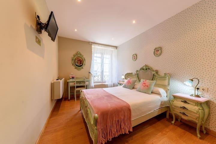 Habitación Doble en el centro de Castro Urdiales