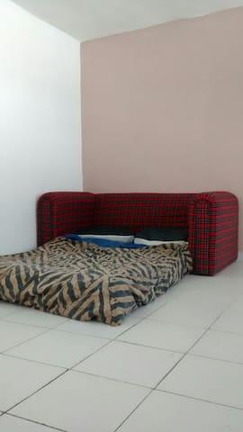 Sofa cama zitacuaro. - Zitácuaro - Apartment