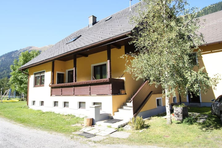 Spacious Cottage near Ski Area in Pusterwald
