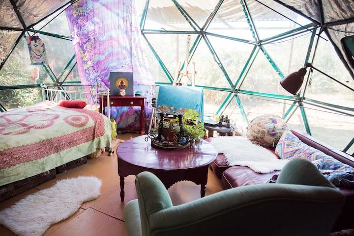 Escape to Nature! Unique Experience - Earth Dome