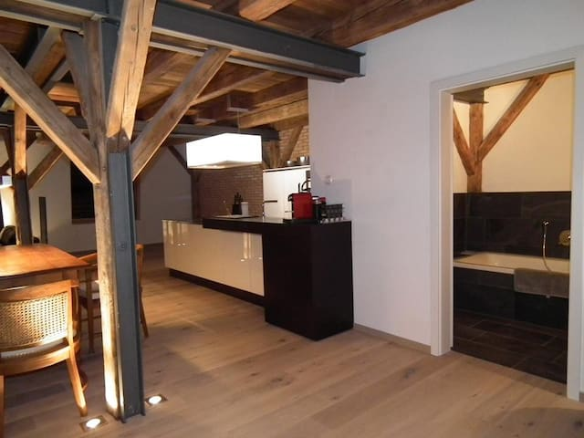 Feeling@home - fantastic high-end loft- 135 m²