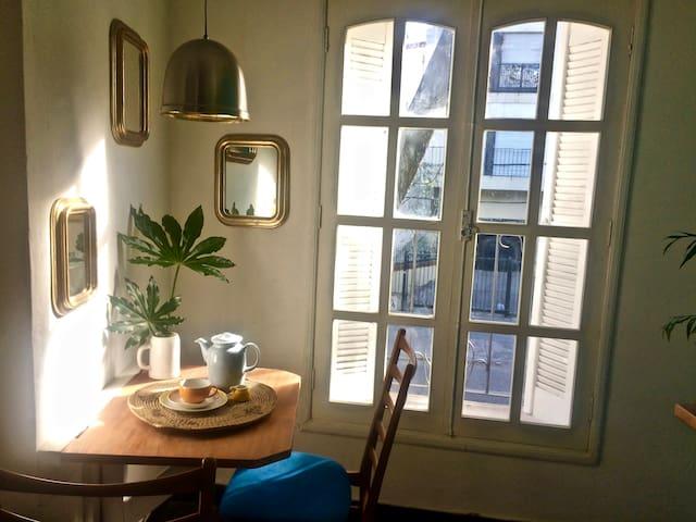 Studio Apartment im besten Viertel von Montevideo