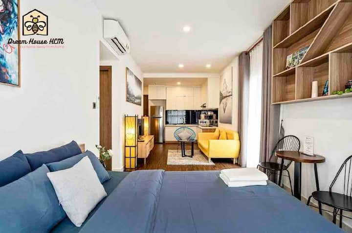 Studio apartments In Ho Chi Minh