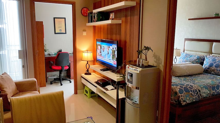 De Luxe Apartment in Cinere, free WiFi & Netflix