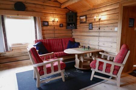 Vaspladsen Seter - hytter på Høvringen i Rondane - Høvringen
