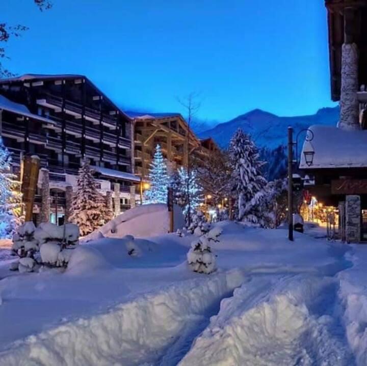 Logement tout confort centre de Val d'Isère